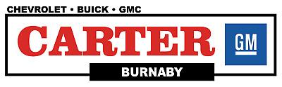 Carter GM Burnaby