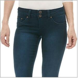 e1810014 NEW WOMENS URBAN STAR SUPER SOFT SLIM & SHAPE STRETCH JEANS! VARIETY ...
