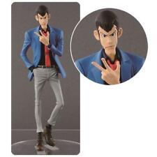 Figura Statua ZENIGATA ZAZA Inspector BANPRESTO MSP Master Stars Piece Lupin III