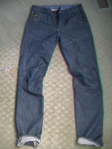 MENS-G-STAR-5620-3D-DIMENSION-TAPERED-JEANS-SIZE-33-36
