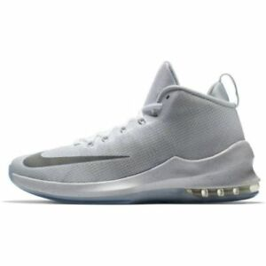 innovative design e8ddd 95571 Image is loading Nike-Air-Max-Infuriate-Mid-Premium-Basketball-Shoes-