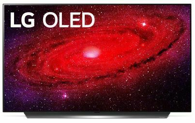 LG OLED48CXP 48 4K Self Lighting OLED Dolby Vision Smart Ultra HD TV (2020). Available Now for 1396.99