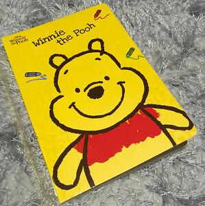 f787c3cc5996 1x New Cute Winnie The Pooh Bear Diary Journal Travel Memo Note Book ...