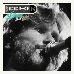 Kris-Kristofferson-Live-From-Austin-Tx-New-Vinyl-LP