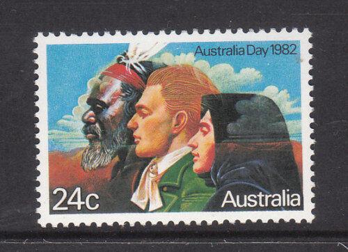 1982 Australia Day MUH