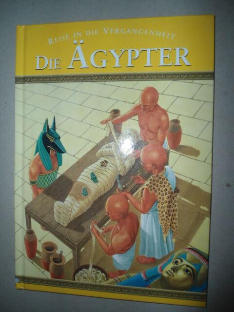 XXXX Gaff , Reise in die Vergangenheit , Die Ägypter , b , Buch