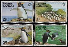 Tristan da Cunha 1974 - Mi-Nr. 191-194 ** - MNH - Pinguine / Penguins