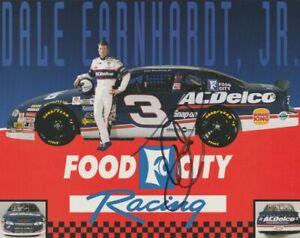 1998-Dale-Earnhardt-Jr-signed-Food-City-Chevy-Monte-Carlo-NASCAR-NBS-postcard