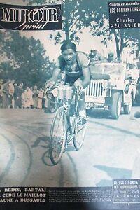 Cycling-Special-Tour-France-of-1949-Photos-of-Teams-Step-Paris-Reims