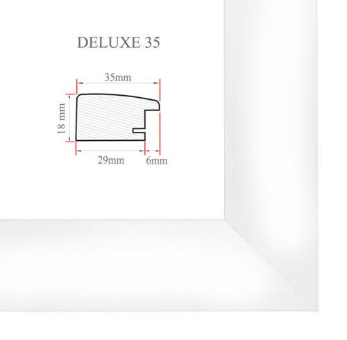 Deluxe 35 cadre photo 67x37 CM ou 37x67 cm photo//GALERIE//poster cadre