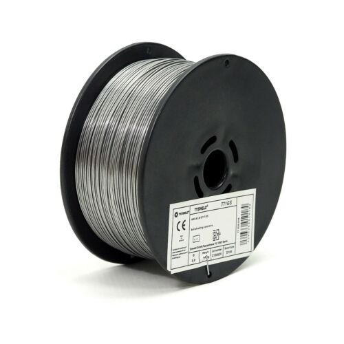 Schweißdraht Fülldraht MIG MAG 0.5kg//1kg//3kg 0.8//0.9mm Spule Rolle Gaslos E71TGS