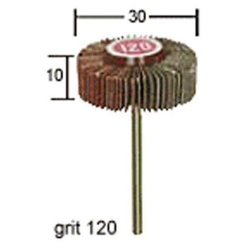 MOLA LAMELLARE ABRASIVA 30 x 10 mm PROXXON COD 28985