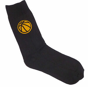 Basket Ball Socks  - Perfect for the Sportsman, Great Novelty Gift
