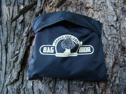 Morel Mushroom Bag Mor Expandable Bucket Deluxe Mesh Bag