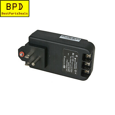 MG Electronics 24VDC 2 Amp Power Supply with Screw Terminal ST242A