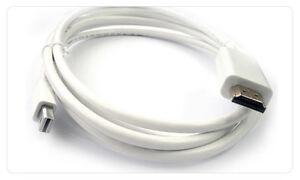 1-8-Metri-Mini-Display-Port-a-HDMI-Cavo-Adattatore-per-Macbook-pro-Air-amp-Altri