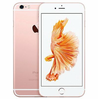 APPLE IPHONE 6S 16GB ROSE GOLD Factory Unlocked -Brand New