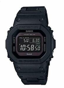 CASIO G-SHOCK GWB5600BC-1B Metal Bezel andBand Solar Watch with tags