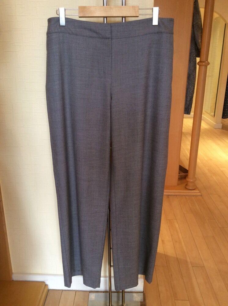 Fenn Wright Manson Wide Leg Trousers Size 18 BNWT Grey RRP  Now