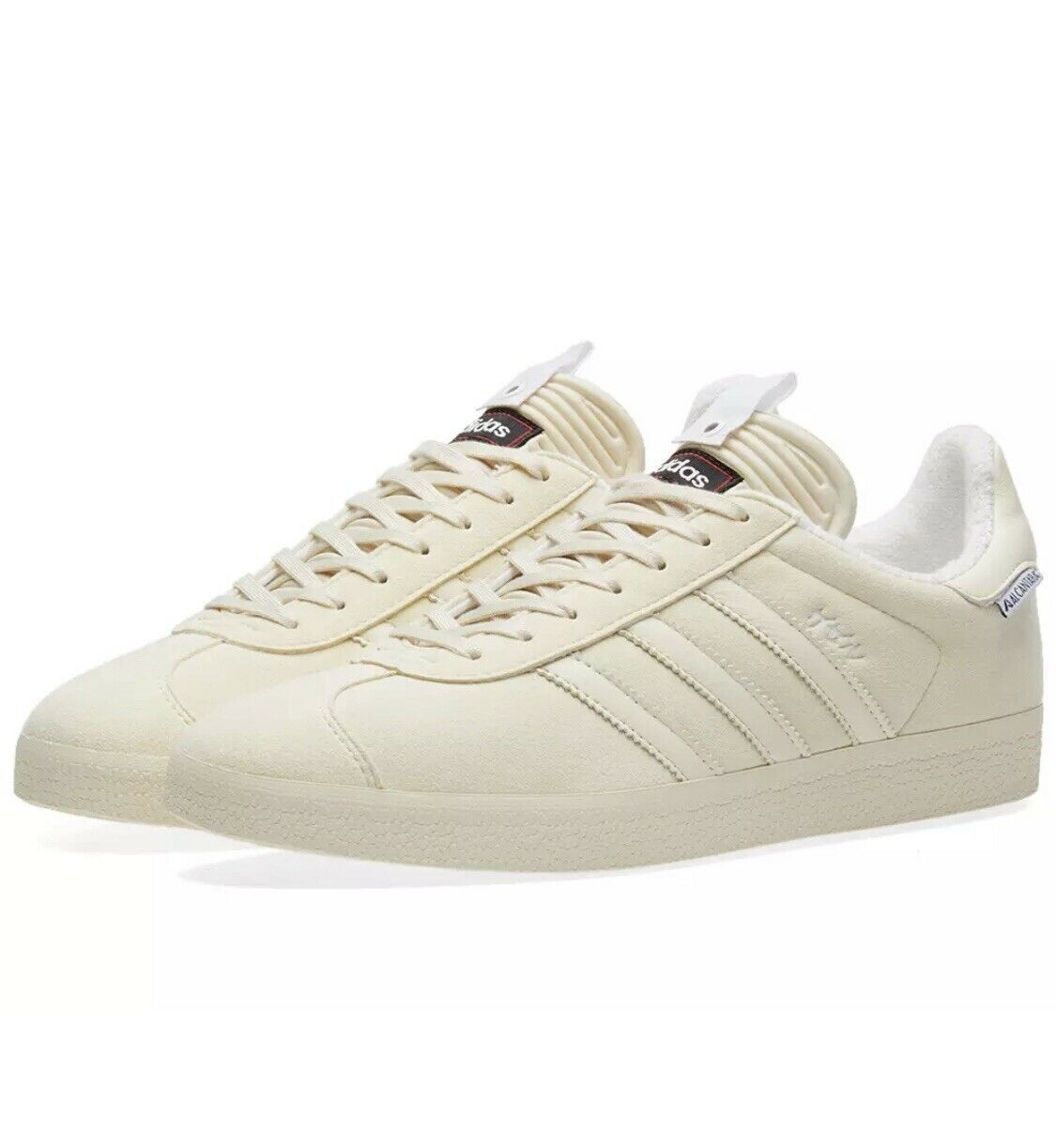ADIDAS CONSORTIUM X UNITED ARROWS & SONS X SLAM JAM GAZELLE BEIGE