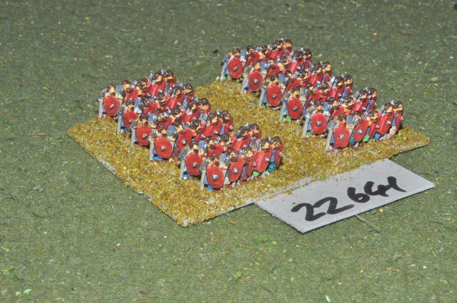 descuento 10mm 10mm 10mm época Romana galos-Lanceros 48 figuras-INF (22641)  compras en linea