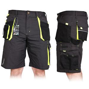 PKA BESTWORK Arbeitsshorts Arbeitshose Shorts kurze Sommer Hose Bermuda