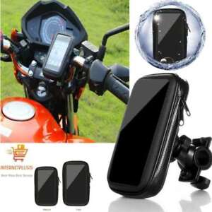 PORTA-CELLULARE-SUPPORTO-DA-MOTO-BICI-IMPERMEABILE-WATERPROOF-IPHONE-ANDROID