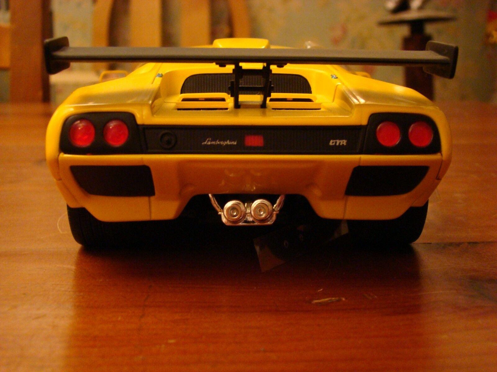 1 18 Lamborghini Diablo GTR 6.0 Litre V12 Coupe 2000 Rare