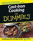 Cast Iron Cooking For Dummies by Martin Yan, Mary Sue Milliken, Tracy L. Barr (Paperback, 2003)