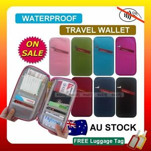 RFID-Anti-Scan-TRAVEL-WALLET-PASSPORT-HOLDER-DOCUMENT-Bag-Credit-Card-Case-New