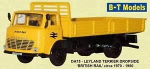 B-T Models Leyland Terrier Dropside 'British Rail' Circa 1970-80 DA75