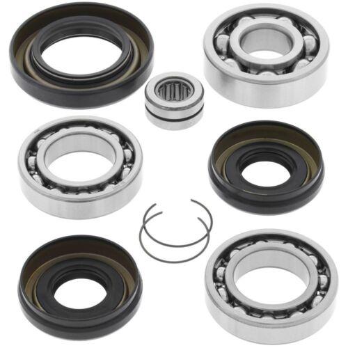 FRONT Differential Diff Bearing /& Seal Rebuild Kit Polaris RZR 800 900 1000 XP