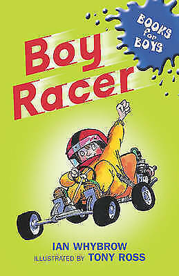1 of 1 - Boy Racer by Ian Whybrow (Paperback, 2006)