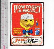 Beer Brewery Pabst Blue Ribbon Beer How to Get a Head 1960's Pabst Brewery Promo