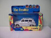 "Corgi 58007 ""the Beatles"" Newspaper Taxi Diecast Model"