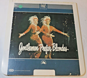 Gentlemen-Prefer-Blondes-20th-Century-Fox-1953-CED-Video-Disc-videodisc-movie