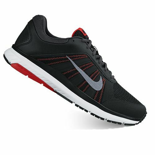 NWT Hommes Nike DART XII 12 Experience Run Downshifter Med Bk & 4E Wide Width Bk Med ab6075