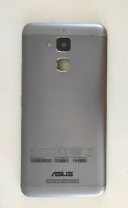 Coque Arriere Asus Zenfone 3 MAX ZC520TL gris foncé cache batterie chassis vitre