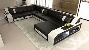 image is loading - Sectional Leather Sofas