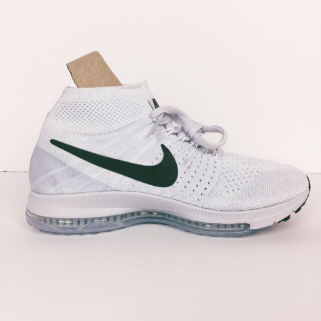 0cc1dc2bebf9a NIKE Womens ZOOM ALL OUT Fly Knit 845361 100 Gray - VOLT WOMEN S 7.5  NikeLab LAB