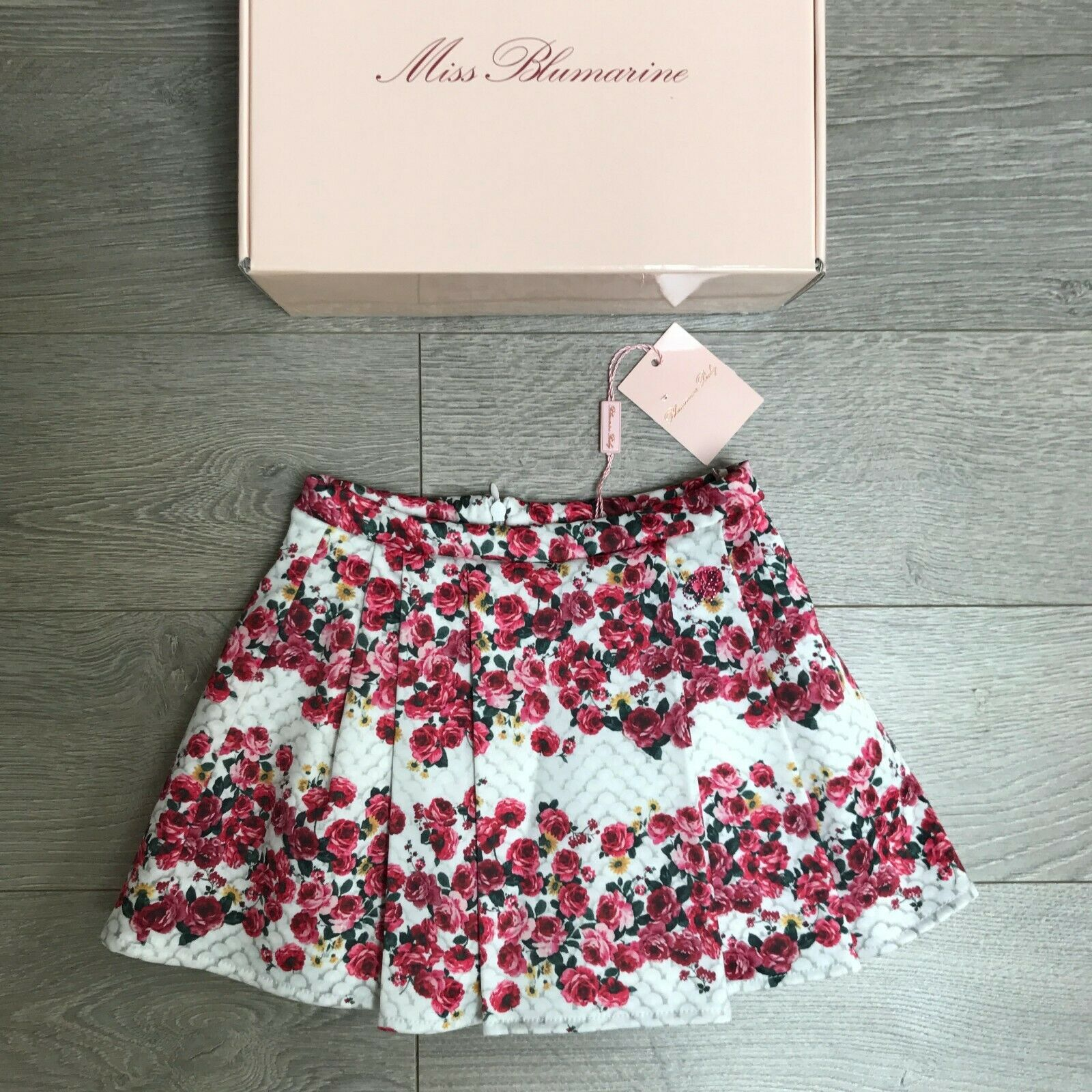blueemarine Baby Girls Skirt 4Y BNWT