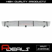 For Chevy Silverado Ss 2003-2007 Center Bumper Billet Grille Grill Insert A-d