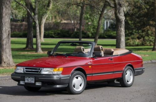 SAAB 900 Convertible 86-90 Workshop Manuals Repair Book PDF Service Manual