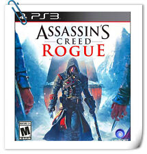 PS3 ASSASSIN'S CREED: ROGUE 刺客教條 叛變 中英文合版 SONY PlayStation Action Games Ubisoft