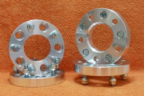 Lancia Voyager 4 Wheel Spacers 20mm or 25mm 5x5 5x127 Fiat Freemont