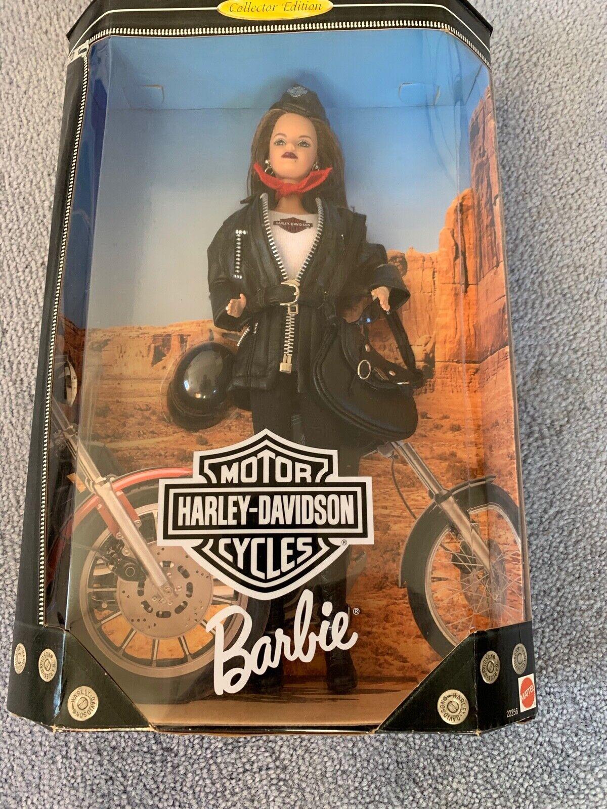HARLEY Davidson Bambola  Barbie numero 3  economico in alta qualità