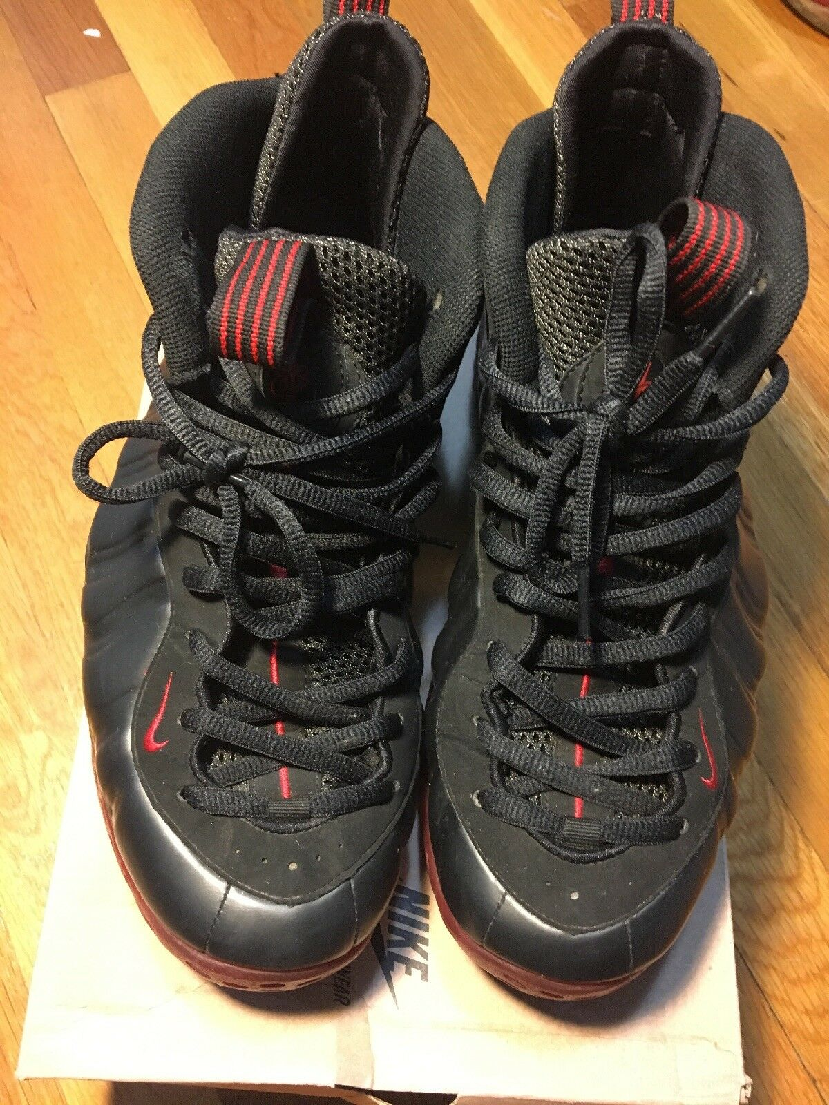 NIKE AIR FOAMPOSITE ONE  COUGH DROP  - SIZE 10.5 - 100% AUTHENTIC