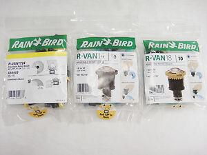Rain-Bird-Adjustable-Rotary-Sprinkler-Nozzles-Pack-of-10-R-VAN-14-18-1724-NIP