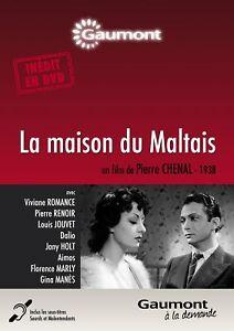 La-Maison-du-Maltais-DVD-NEUF
