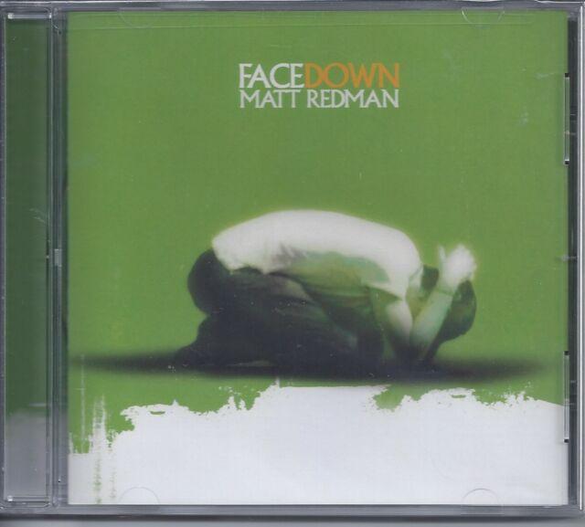 Matt Redman-Facedown CD Christian Pop/Rock/CCM (Brand New Factory Sealed)